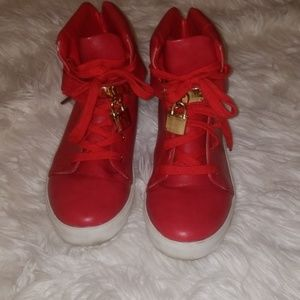 ShoeDazzle high tops